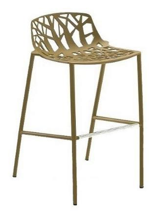 Barstool Forest Alu/Pearly Gold
