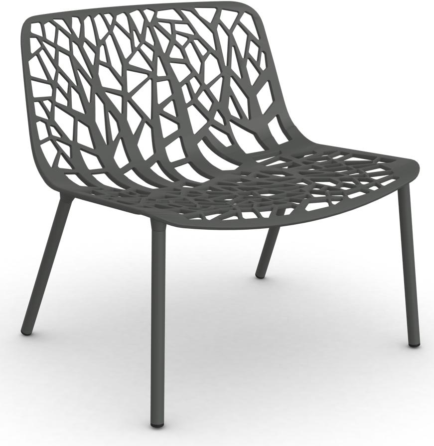 Lounge Side Chair Forest Anthracite