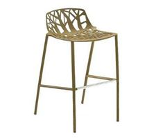 Hocker Forest Alu/Perlgold