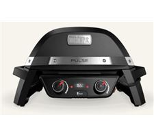 Bbq Pulse 2000 Electric W/Cover Black